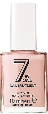 7in1 Nagelpflege - Avon Nail Experts 7 in 1 — Bild N1