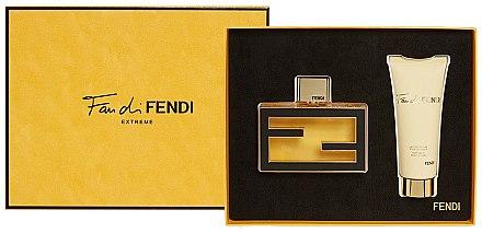 Fendi Fan di Fendi - Duftset (Eau de Parfum 75ml + Körperlotion 75ml) — Bild N1