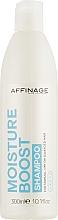 Düfte, Parfümerie und Kosmetik Feuchtigkeitsspendendes sanftes Shampoo für trockenes und strapaziertes Haar - Affinage Mode Moisture Boost Shampoo