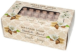 Düfte, Parfümerie und Kosmetik Massage-Peelingseife Mandel - Gori 1919 Massage Scrub Soap Almond