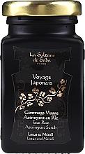 Düfte, Parfümerie und Kosmetik Gesichtspeeling mit Reis - La Sultane De Saba Rice Powder Astrigent Scrub With Rice
