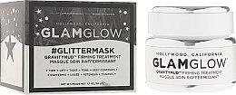 Düfte, Parfümerie und Kosmetik Straffende Gesichtsmaske - Glamglow Gravitymud Firming Treatment Glittermask