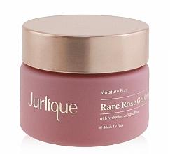 Düfte, Parfümerie und Kosmetik Feuchtigkeitsspendende Gesichtsgel-Creme mit Rosenextrakt - Jurlique Moisture Plus Rare Rose Gel Cream
