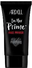 Düfte, Parfümerie und Kosmetik Mattierender Gesichtsprimer - Ardell In Her Prime Face Primer Mattifying