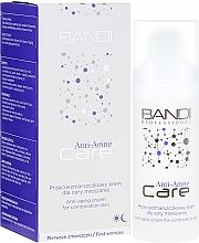 Düfte, Parfümerie und Kosmetik Glättende und feuchtigkeitsspendende Anti-Aging Gesichtscreme für Mischhaut - Bandi Professional Anti-aging Cream For Combination Skin