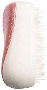 Kompakte Haarbürste - Tangle Teezer Compact Styler Glitter Rose — Bild N3