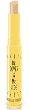 Düfte, Parfümerie und Kosmetik Concealer - Virtual Dr. Cover & Mr. Hide Camouflage Concealer