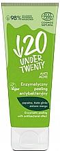 Düfte, Parfümerie und Kosmetik Veganes, enzymatisches und antibakterielles Gesichtspeeling - Under Twenty Anti Acne Antibacterial Enzymatic Peeling