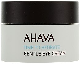Düfte, Parfümerie und Kosmetik Augenkonturcreme - Ahava Time To Hydrate Gentle Eye