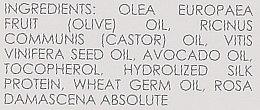 Regenerierendes Augenkonturserum mit Extrakt aus bulgarischer Rose und Seide - Hristina Cosmetics Sayaz Premium Bulgarian Rose & Silk Extract Eye Serum 24H — Bild N4
