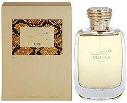 Düfte, Parfümerie und Kosmetik Rasasi Hawas For Her - Eau de Parfum