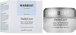 Düfte, Parfümerie und Kosmetik Tages- und Nachtcreme für trockene Haut - Marbert Basic Care Daily Care