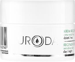 Düfte, Parfümerie und Kosmetik Regenerierende Gesichtscreme für empfindliche Haut - Uroda Regenerating Face Cream For Sensitive Skin