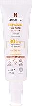 Düfte, Parfümerie und Kosmetik Sonnenschutzcreme für das Gesicht SPF 30 - SesDerma Laboratories Repaskin Silk Touch SPF30