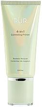 Düfte, Parfümerie und Kosmetik Gesichtsprimer - Pur 4-In-1 Correcting Primer Redness Reducer