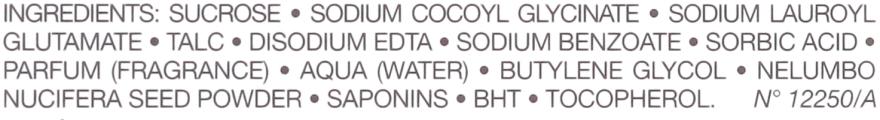 Glänzendes Peeling-Puder mit Zucker und Lotussamen - Dior Hydra Life Time To Glow Ultra Fine Exfoliating Powder — Bild N4