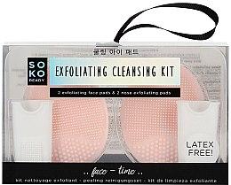 Düfte, Parfümerie und Kosmetik Peeling-Reinigungsset - Soko Ready Exfoliating Cleansing Kit
