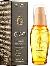 Düfte, Parfümerie und Kosmetik Nährendes Haaröl gegen splissige Haarspitzen mit Klette, Rose, Arganöl und Vitaminen - Oriflame Eleo Soft Touch Oil