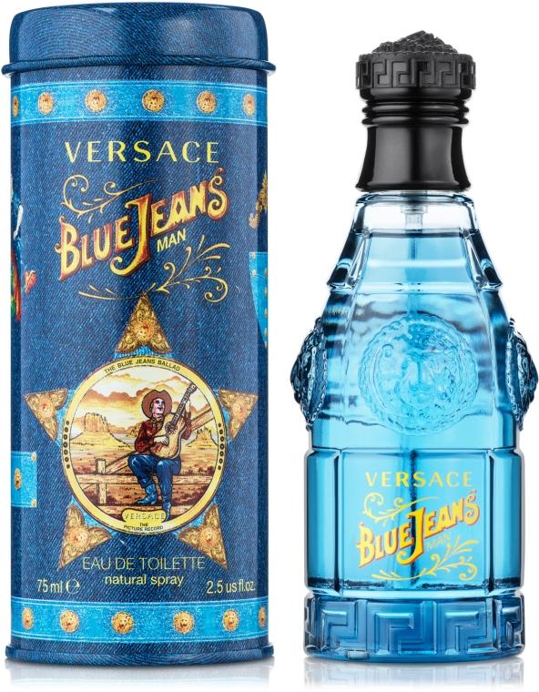 Versace Blue Jeans Man - Eau de Toilette  — Bild N2