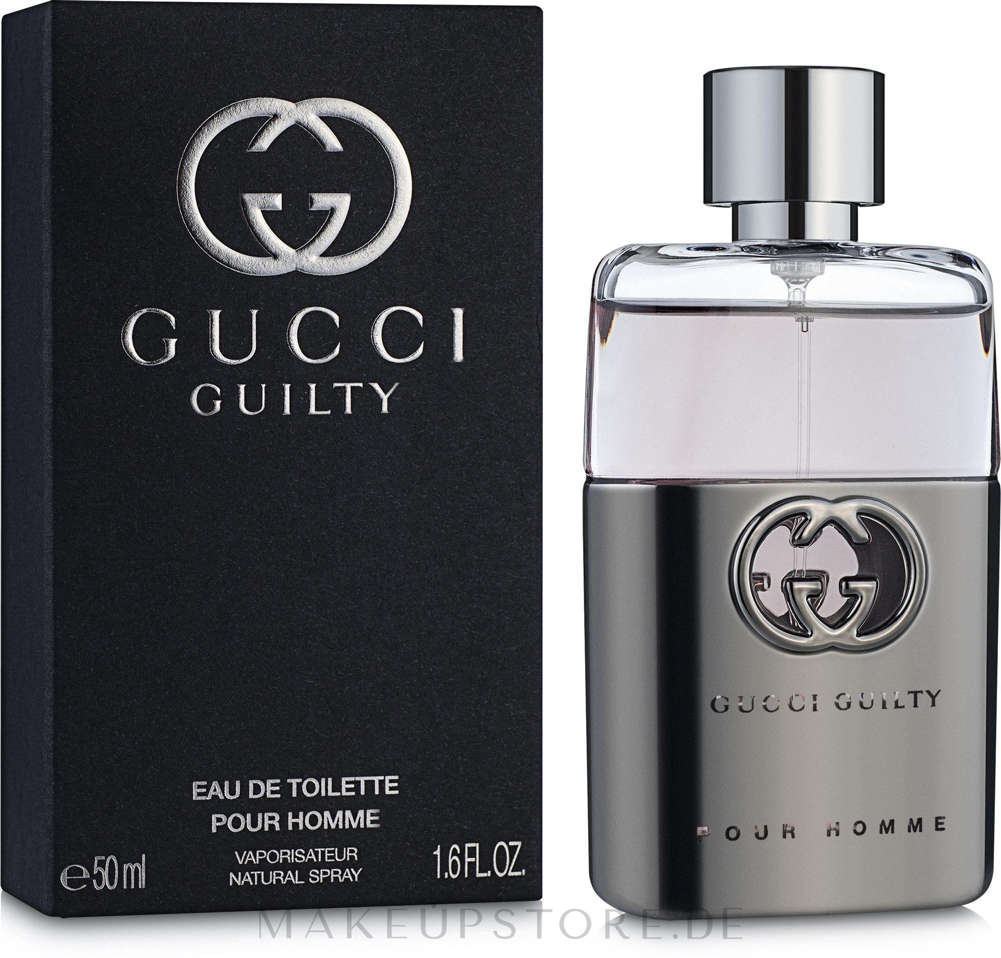 Gucci Guilty Pour Homme - Eau de Toilette — Bild 50 ml