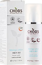 Düfte, Parfümerie und Kosmetik Anti-Aging Gesichtslotion mit Moringa Extrakt - CHOBS Moringa Lotion
