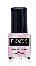 Düfte, Parfümerie und Kosmetik Parfümiertes Nagelöl mit Wildblumen-Duft - Neess Perfume Mani Oil Wildflower
