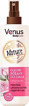 Düfte, Parfümerie und Kosmetik Regenerierendes Rosenöl für den Körper - Venus Nature