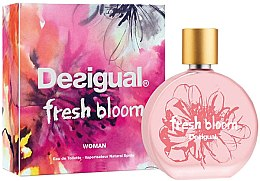 Düfte, Parfümerie und Kosmetik Desigual Fresh Bloom - Eau de Toilette