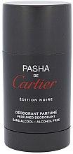 Düfte, Parfümerie und Kosmetik Cartier Pasha de Cartier Edition Noire - Parfümierter Deostick