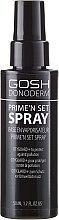 Düfte, Parfümerie und Kosmetik Make-up-Fixierer - Gosh Donoderm Prime`n Set