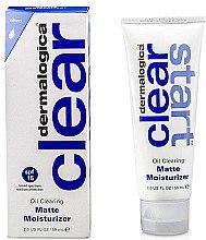 Mattierende Tagescreme für das Gesicht SPF 15 - Dermalogica Clear Start Oil Clearing Matte Moisturizer SPF15 — Bild N2