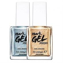 Düfte, Parfümerie und Kosmetik Nagellack mit Gel-Effekt - Avon Mark Gel Prism