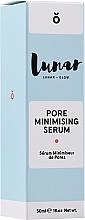 Düfte, Parfümerie und Kosmetik Porenminimierendes Gesichtsserum für fettige Haut - Lunar Glow Pore Minimising Serum