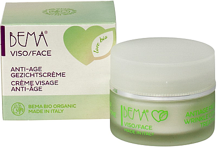 Anti-Aging Gessichtscreme - Bema Cosmetici Bema Love Bio Anti-Age Cream Visage — Bild N1