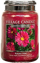 Duftkerze Autumn Aster - Village Candle Autumn Aster Glass Jar — Bild N1