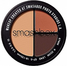 Düfte, Parfümerie und Kosmetik Lidschatten-Trio - Smashbox Photo Edit Eyeshadow Trio
