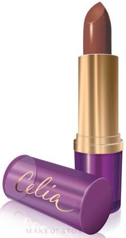 Oxidierbarer Lippenstift - Celia Oxidizable Lipstick — Bild 02 - Brown