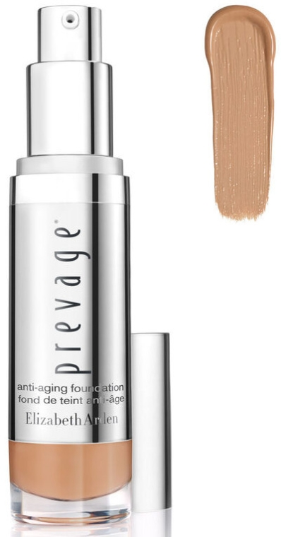 Anti-Aging Foundation mit natürlich leuchtendem Finish SPF 30 - Elizabeth Arden Prevage Anti-Aging Foundation — Bild N1