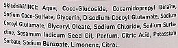 Feuchtigkeitsspendendes und pflegendes Duschgel - Only Bio Shower Gel — Bild N3