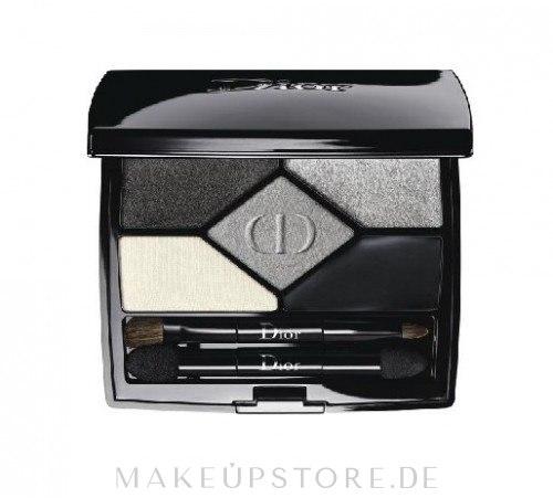 Lidschatten - Dior Designer 5-Colour Palettes — Bild 008 - Smoky