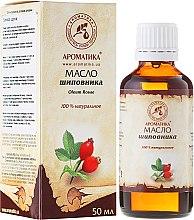 Düfte, Parfümerie und Kosmetik Natürliches Hagebuttenöl - Aromatika