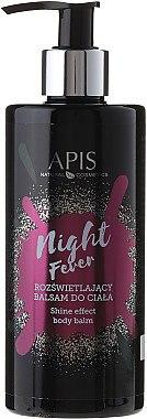 Aufhellender Körperbalsam - APIS Professional Night Fever Body Balm — Bild N1