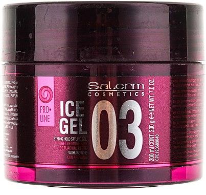 Haargel - Salerm Pro Line Ice Gel — Bild N1