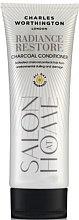 Düfte, Parfümerie und Kosmetik Haarspülung mit Aktivkohle - Charles Worthington Radiance Restore Charcoal Conditioner