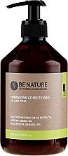 Düfte, Parfümerie und Kosmetik Energetisierender Conditioner mit Aprikosenkernöl und Sheabutter - Beetre BeNature Energizing Conditioner