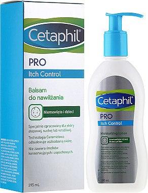 Hautberuhigende Pflegelotion bei Neurodermitis und Ekzemen für Babys und Kinder - Cetaphil Pro Itch Control Moisturizing Lotion