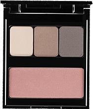 Düfte, Parfümerie und Kosmetik Schminkpalette - Pierre Rene Illuminating Nude Palette Match System