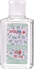 Düfte, Parfümerie und Kosmetik Antibakterielles Händedesinfektionsgel - Apsolvis Pure Solution