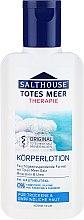 Düfte, Parfümerie und Kosmetik Feuchtigkeitsspendende Körperlotion mit Salz aus dem Toten Meer, Mineralien und Harnstoff - Salthouse Body Lotion
