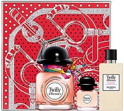 Düfte, Parfümerie und Kosmetik Hermes Twilly d`Hermes - Duftset (Eau de Parfum 85ml + Körperlotion 80ml + Eau de Parfum 7,5ml)